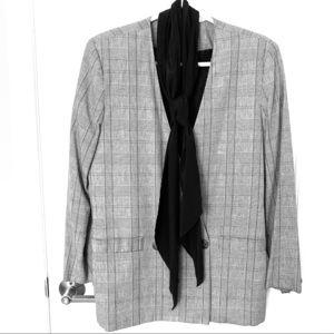 Women's Plaid Jacket/Skirt Set. SZ 6